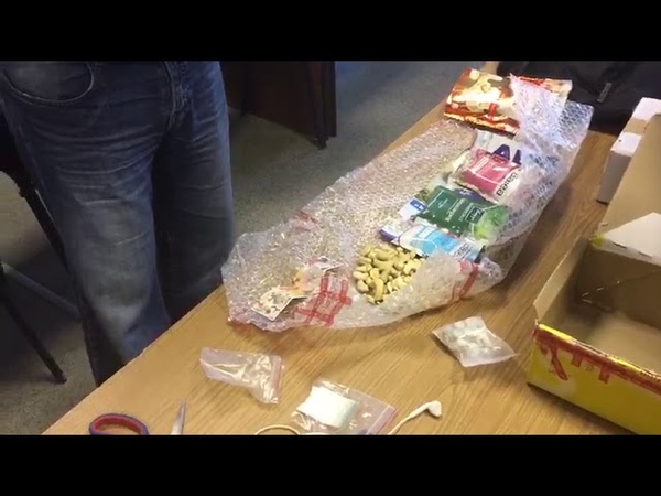 Орешки с кокаином за биткоин Московская областная таможня задержала получателя запрещенного груза