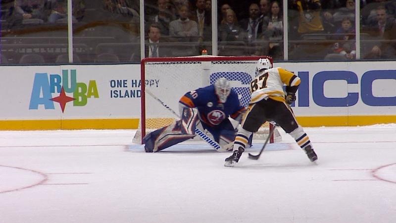 Shootout Penguins @ Islanders 12 10 18