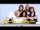 "ABBA ""Money Money"" (Karaoke/Instrumental) Lyrics & Guitar chords.money abba"