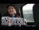UFC Fight Night Boston McGregor vs Siver Embedded Видеоблог часть 3