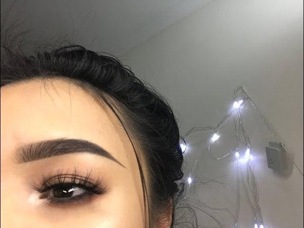 Брови как в инстаграме/Как красить брови/Мои идеальные брови /Eyebrow tutorial
