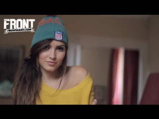 Sabine Jemeljanova hot british girl - Photoshoot