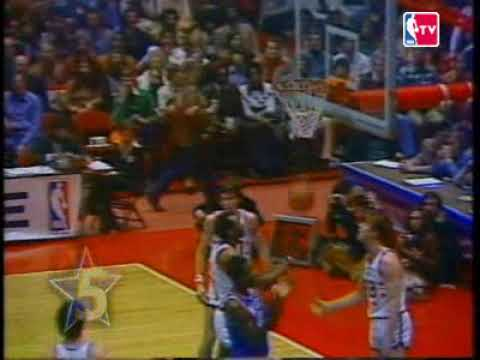 Top 10 NBA All Star Game 1976