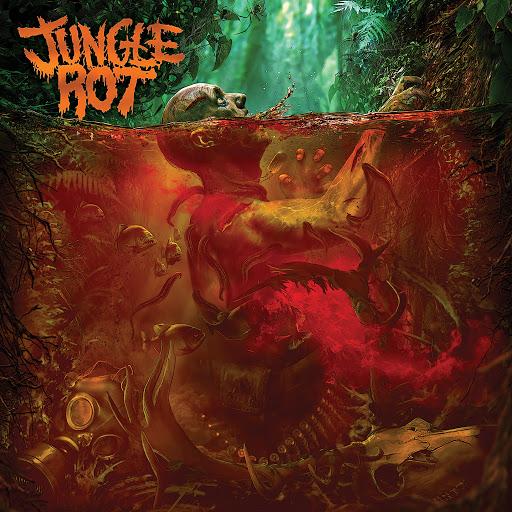 Jungle Rot альбом A Burning Cinder