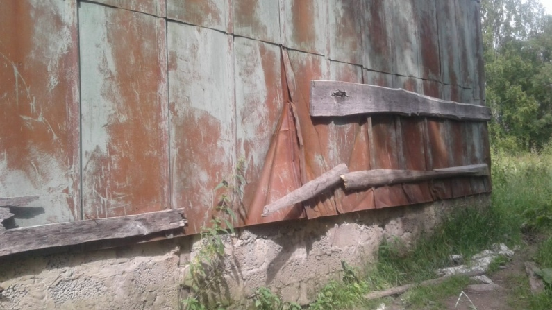 Жители Кривошеина подозреваются в краже 150 кг гороха