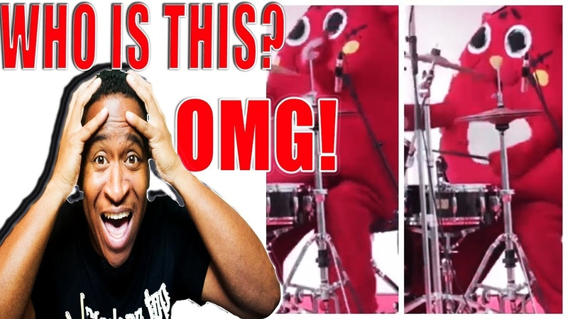 Drummers Reaction - Who Is This? HAHAHA