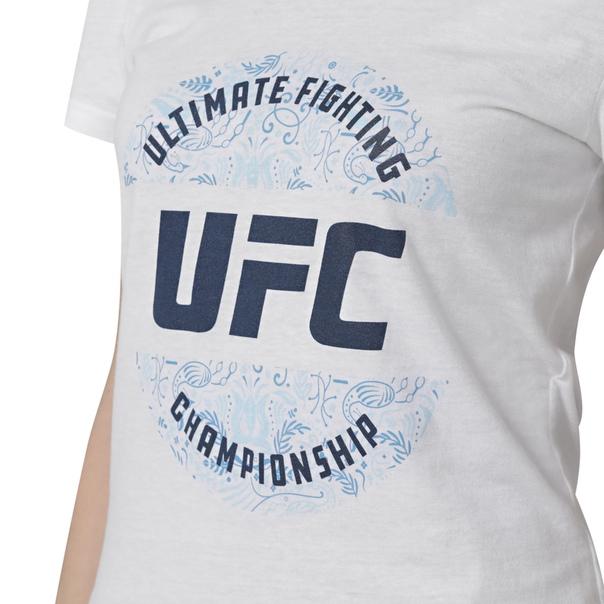 Футболка UFC Gzhel image 7