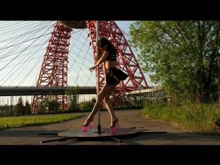 Юлия Сангрия, Pole Exotic
