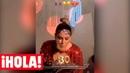 BLANCA SUÁREZ, 'brillante' en la fiesta de su 30 cumpleaños al lado de Mario Casas
