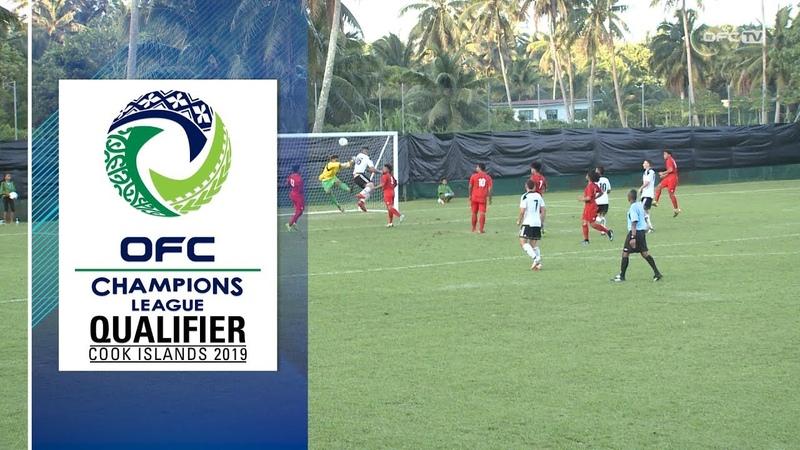 2019 OFC CHAMPIONS LEAGUE QUALIFIER | HIGHLIGHTS | Tupapa Maraerenga v Loto Haapai united