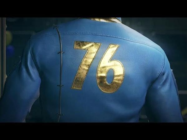 ПРОДОЛЖАЕМ ПЕРВЫЙ ВЗГЛЯД Fallout 76 Фолаут 76 Фалаут 2