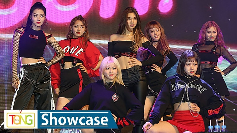 Weki Meki(위키미키) 'Crush' Showcase Stage (KISS, KICKS, 최유정, 김도연, Doyeon, YooJung)