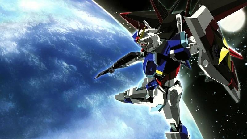 Shutsugeki Impulse - Gundam SEED Destiny OST 2 - 1 (High Quality 1080p HD)