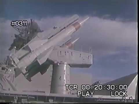 Тяжёлый авианесущий крейсер Киев 1977 г