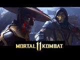 MORTAL KOMBAT 11 SCORPION Vs RAIDEN !! MK11 TRAILER