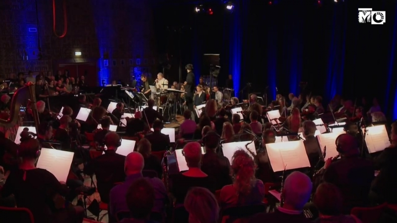 Kovacs Metropole Orkest - The Devil You Know (conducted by Jules Buckley)