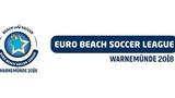 Россия-Германия. Пляжный футбол. Euro Beach Soccer League. 26 августа 18:30