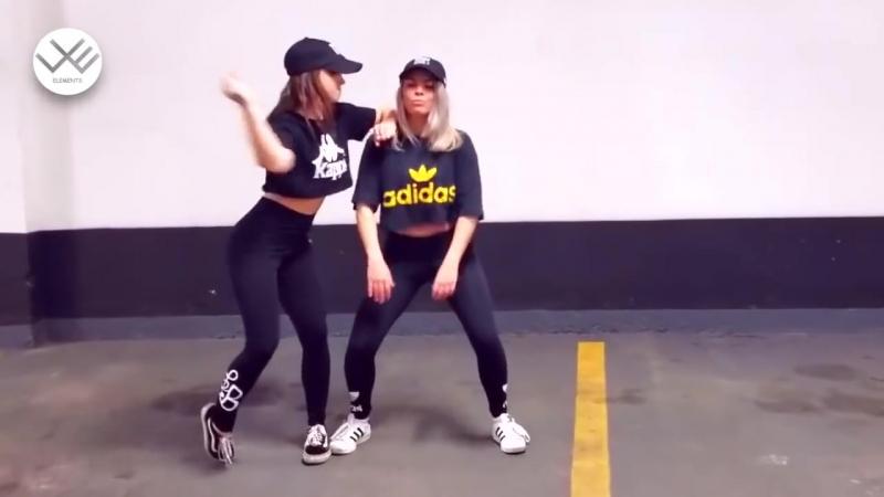 Bebe Rexha I Got You Remix ♫ Shuffle Dance Cutting Shape Music video Electro House vidchelny