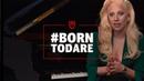 Tudor Daring Stories : Lady Gaga Dares to Be Vulnerable BornToDare