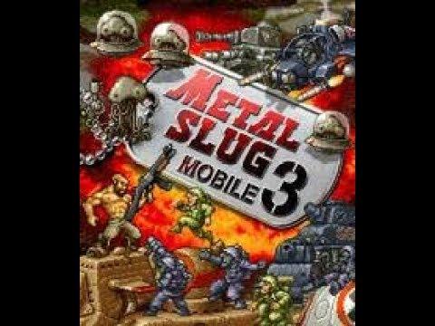 Metal Slug Mobile 3 - I-Play
