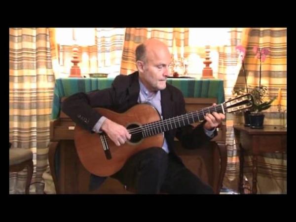 Arnaud Dumond joue / plays Au bout de la nuit de / by A.Dumond