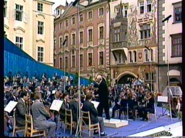 Smetana Ma vlast My Fatherland No 1 Vysehrad Conductor Rafael Kubelík