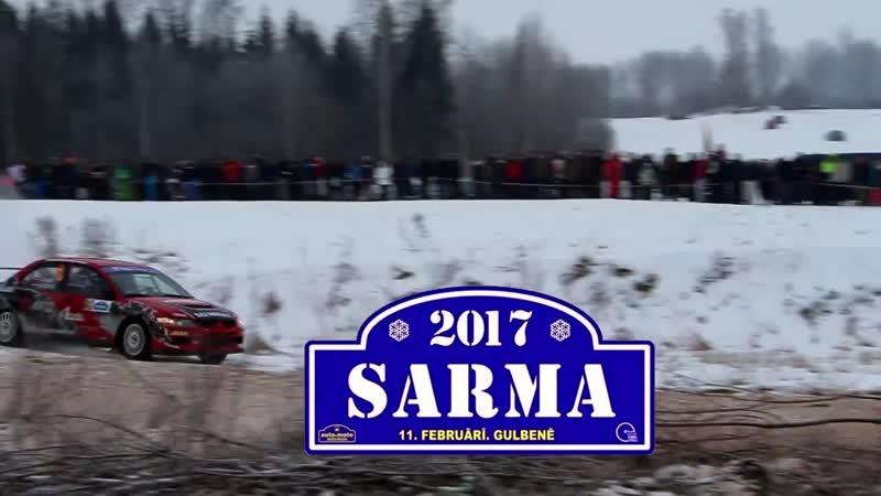 Rally Sarma 2017 Action