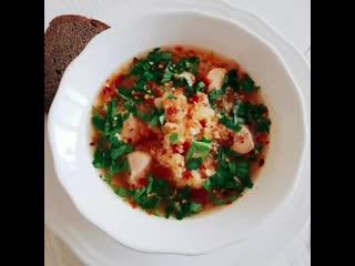 Рецепт турецкого супа с красной чечевицей и булгуром Суп невесты