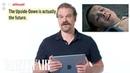 David Harbour Breaks Down Stranger Things Fan Theories from Reddit Vanity Fair
