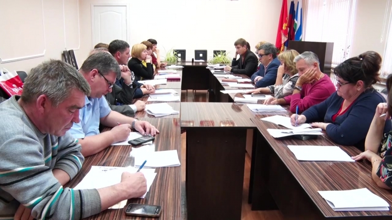 Пленарное заседание, Красноуральск