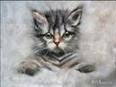М.Потороча. МК Пушистый котенок