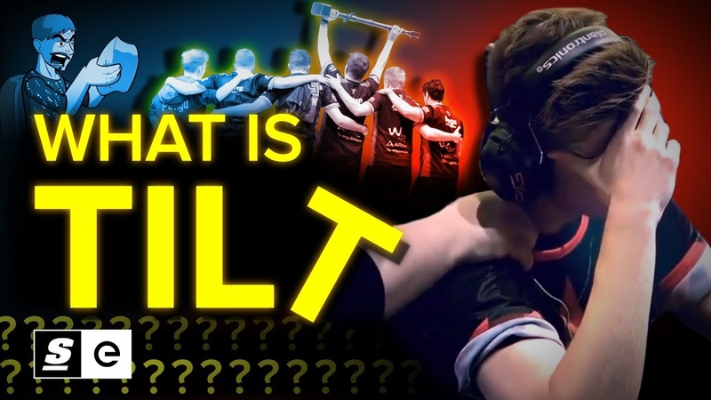 What is Tilt The Gentle Art of Not Losing Your Sh*t in Esports