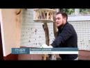 В Брянске активист Михаил Шпаков за свои деньги благоустраивает город