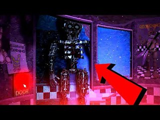 WHO IS THAT ANIMATRONIC?! FNaF Reopening
