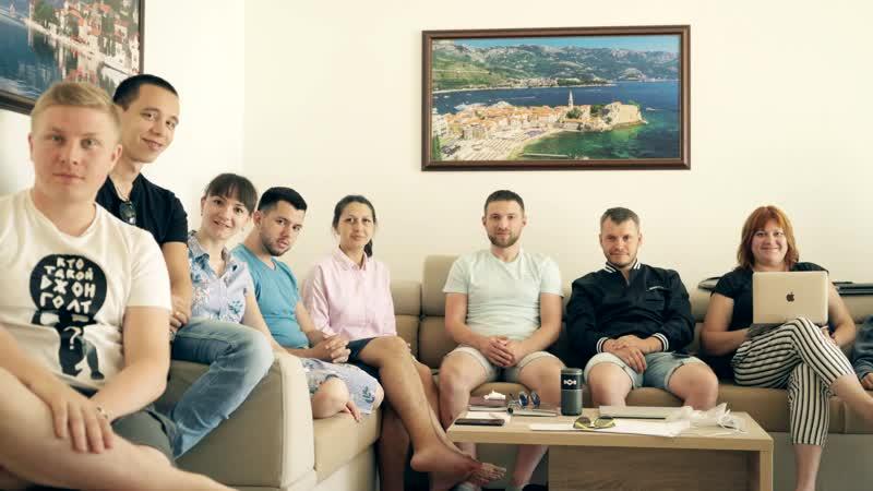 Cryptovilla 2 Ташкент, 10-16декабря 2018
