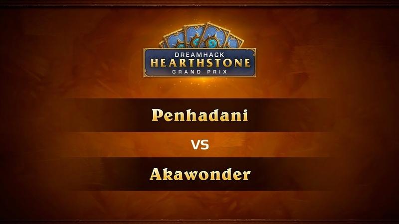 Penhadani vs Akawonder, 1/4, DreamHack Summer 2018