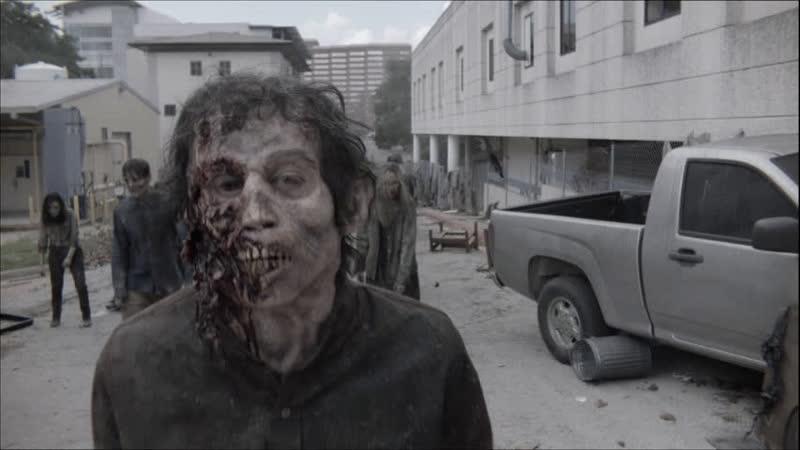 Сериал Бойтесь ходячих мертвецов 1 по 8 серию (4 сезон)