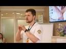 САМОМАССАЖ ЖИВОТА Выступление Кармацких Т Ю на Дне здоровья в Учебном центре Предтеча