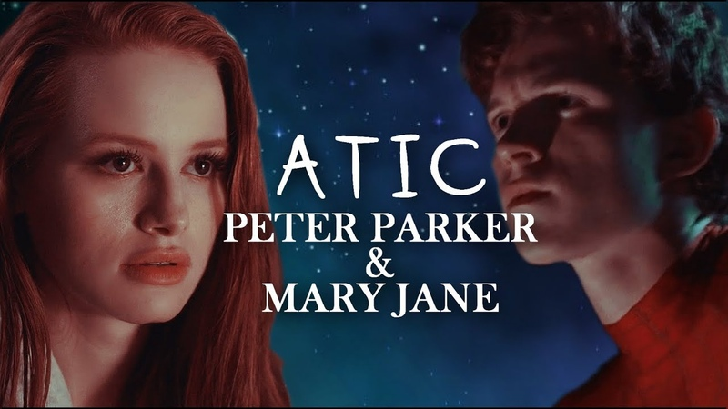 🎁 Peter Parker Mary Jane Watson Atic HBD Elly