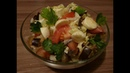 Салат из Баклажан Пекинской капусты и Моцареллы - Как приготовить 02 04 2019