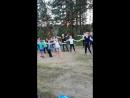 Конкурс танцев. Разминка