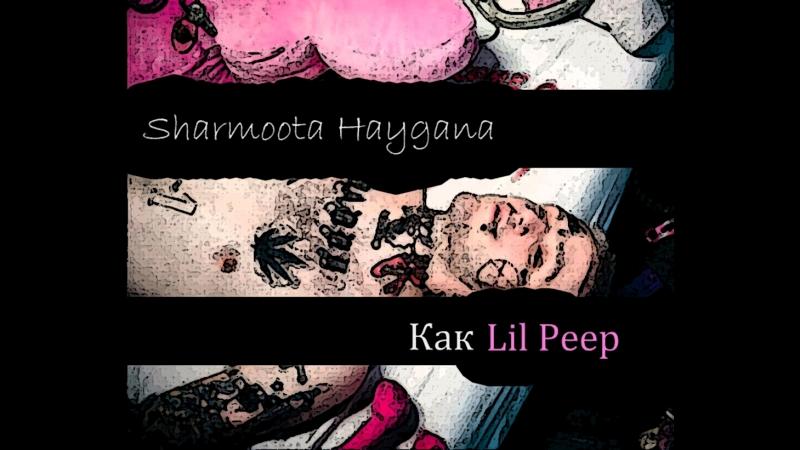 Sharmoota Haygana - Как Lil peep(Official Video)