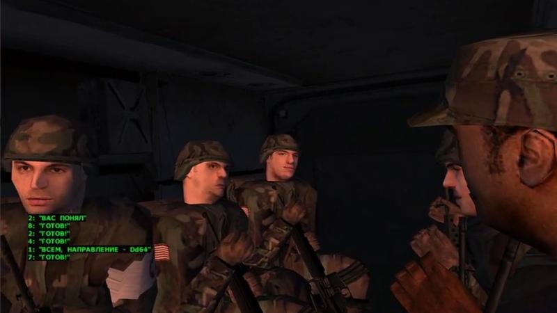 Operation Flashpoint Cold War Crisis - прохождение - миссия 5 - Тревога
