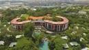 Drone Video Shows Singapore Summit Venue