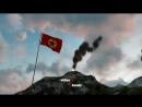 Турецкая армия и её понты, видео показывает понты турков и диверсии бойцов РПК.