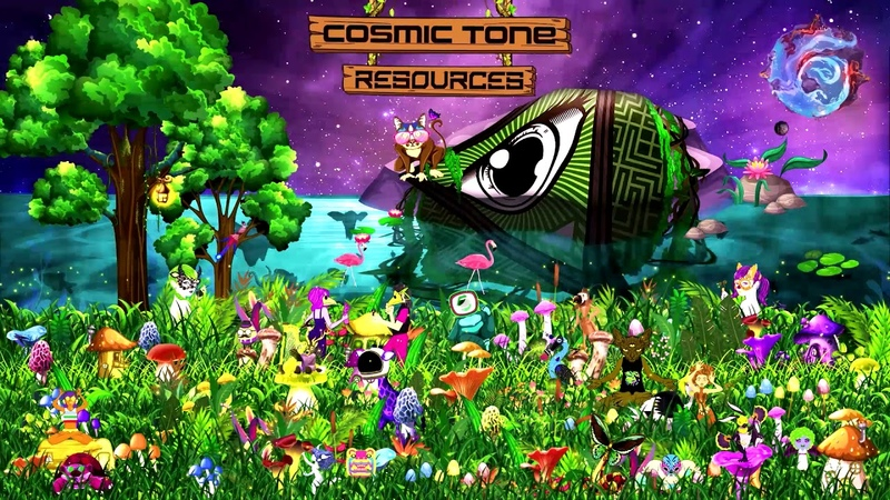 Cosmic Tone - Resources (Full Album Mix) ᴴᴰ