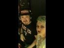 Karina Z DJ Medoff in da BBQPUB