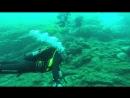 Опасное трим над рыболовной сетью
