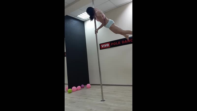 Pole dance. 9 марта , тренер Светулька Крапива