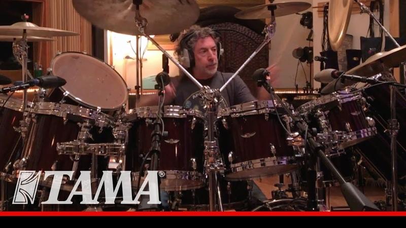 Simon Phillips on STAR Maple Drum Kit vol 3